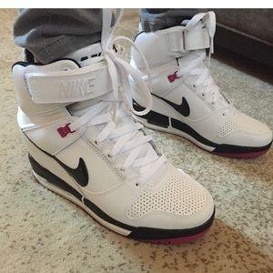 dac27972e2 Women Nike Revolution Sky Hi Sneaker on Poshmark